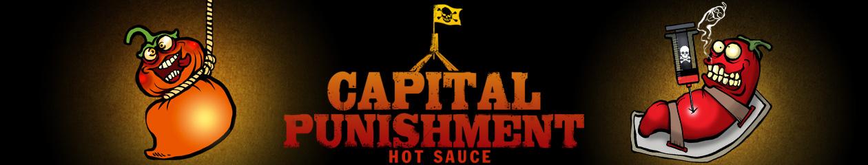 CAPITAL PUNISHMENT HOT SAUCE